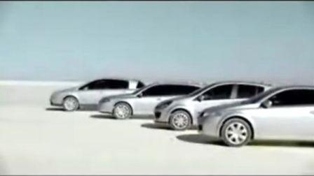 雷诺安全汽车广告