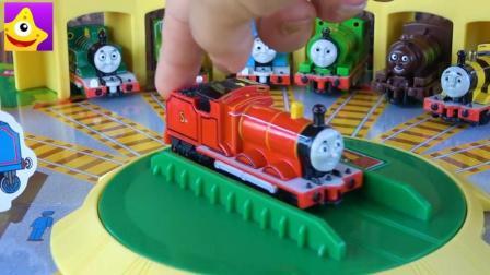 托马斯小火车运転台儿童组装玩具, 超好玩的儿童玩具