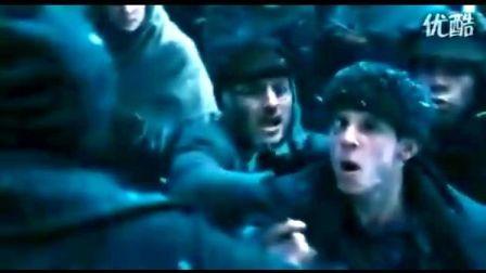 """好莱坞年末战争大片《反抗军》国际版预告片  新版""""007""""丹尼尔·克雷格出演二战英雄"""