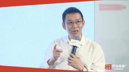 吴晓波潘石屹互怼: 马云是全中国最好看的人