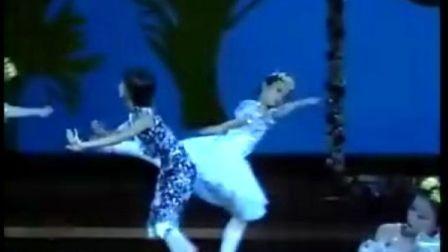少儿芭蕾舞《阳光女孩》