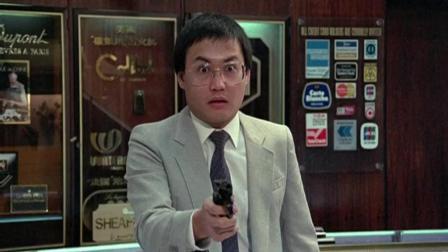 「五福星」演帝啊, 但同样的手法第二次碰到了真的抢劫案