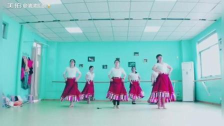 藏族舞蹈《卓玛》完美收官!