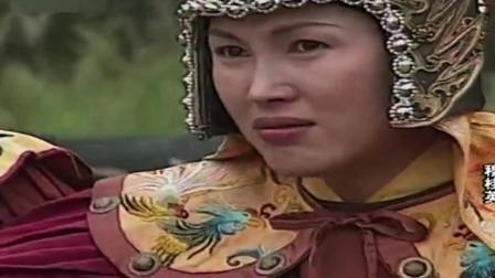 穆桂英深陷天门阵, 杨家将大战十二金煞