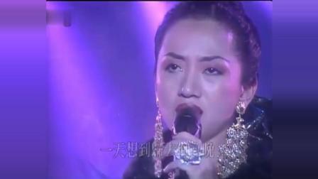 梅艳芳获奖并献唱《夕阳之歌》, 旋律太经经典