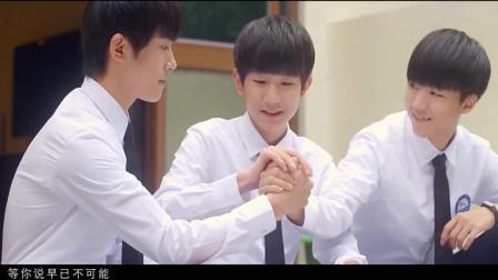 TFboys王俊凯剧情MV《摩天轮的思念》小鲜肉长大了!
