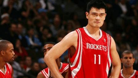 姚明篮球生涯最疯狂一战。狂砍39分, 这场比赛没一个球员不服