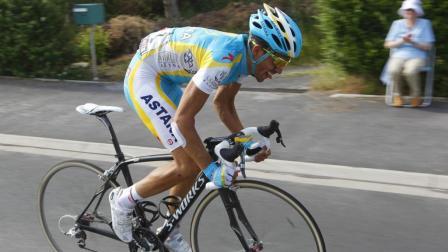 环法爬坡第一人——阿尔贝托·康塔多Alberto Contador