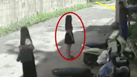 女子回家路上丧命, 家人看了监控后, 彻底怒了!