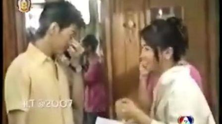 Rahut Rissaya 嫉妒的密码吻戏拍摄花絮