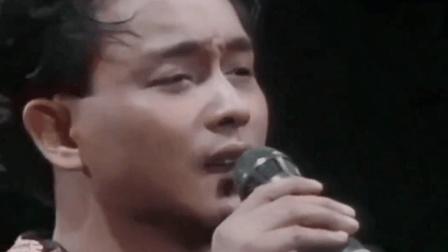 """3首涵盖哥哥一生的歌, """"谭张争霸""""时期, 张国荣用第2首歌温柔回应?"""