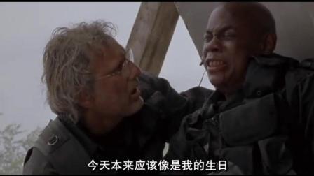 两个顶尖狙击手在建筑物里, 上演了一场巅峰对决, 紧张刺激