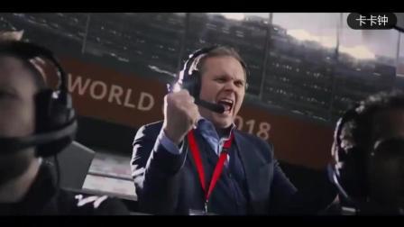 冰岛世界杯广告, 维京战吼响彻全球!