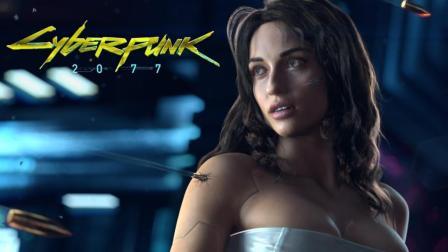 E3 2018: 当白狼穿越到《赛博朋克2077》 变身超强黑客主角