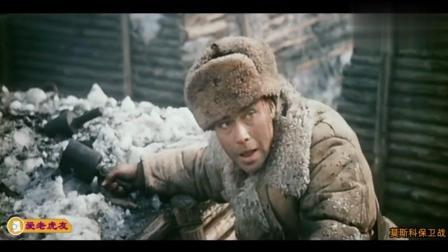 德军兵临城下 莫斯科保卫战一触即发 百万军队千辆坦克冲锋