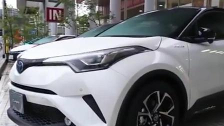全新丰田SUV来袭, 外观造型夸张售12万 让国产车情何以堪!