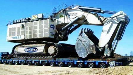 世界第一! 我国耗资2亿, 造出世界最大电铲挖掘机