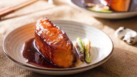 简单美味的照烧三文鱼, 让你变身料理高手!