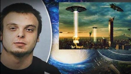 男子自称来自2048年! 声称2020年外星人将入侵地球!