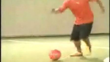 室内足球教学