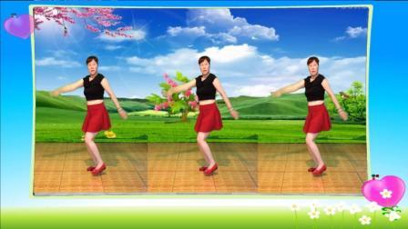 梦娟广场舞 民族舞 情歌赛过春江水