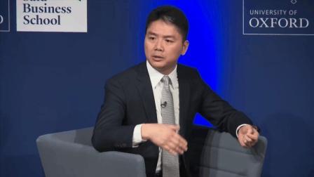 刘强东: 我每天工作16小时, 都是源于激情与热爱