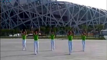 第三套中学生广播体操《舞动青春》5人完整音乐版