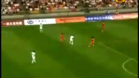 高家军热身赛国足1-4沙特队大比分落败