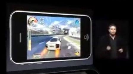 iphone3GS苹果三代iphone 3GS支持P2P连接和蓝牙游戏对战