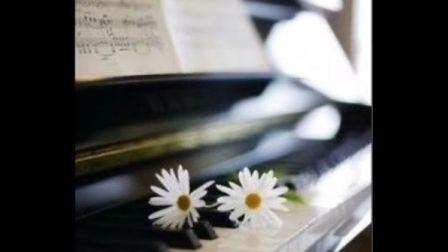 空灵的一首钢琴曲《Kimi _tan8.com