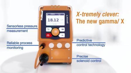 德国普罗名特 gamma/x 电磁隔膜计量泵