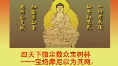 《大方广佛华严经》卷08 华藏世界品第五之一 读诵