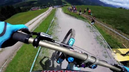 Gopro UCI 2018 山地车速降冠军第一视角实拍
