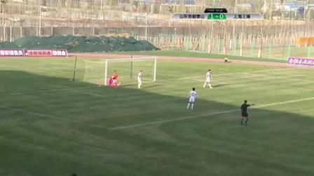 青超U19: 上港离奇世界波乌龙球