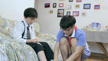 父亲节变形记: 假如爸爸和儿子身体互换