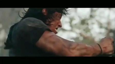 真正的丛林之王史泰龙《第一滴血4》百看不厌的巨著