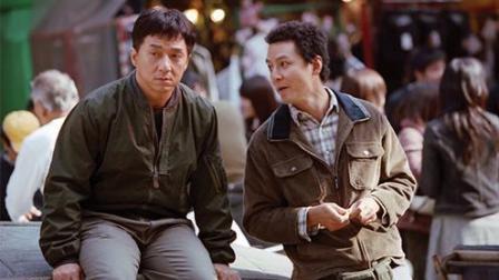 《新宿事件》成龙的功夫越差, 他的电影就越好看