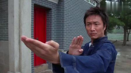 《龙咁威2》: 没想到郑中基的咏春打的这么好, 真是人不可貌想!