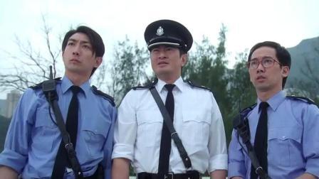 《龙咁威2》: 郑中基想轻生, 被局长一招搞掂!