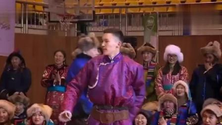 王俊凯带头摔跤, 惨败给蒙古摔跤少年 什么情况?