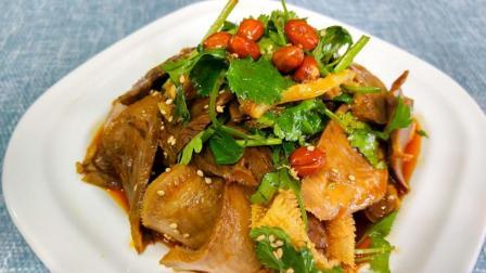 夏日凉拌菜夫妻肺片, 老刘教你家常做法, 麻辣鲜香, 值得收藏!