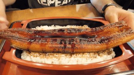 吃货老外排队两小时也要吃的日本鳗鱼饭