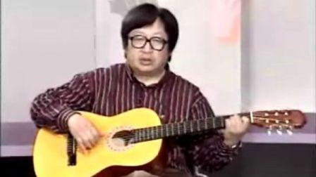 【DR吉他网】刘天礼吉他视频教学98---新弦的处理