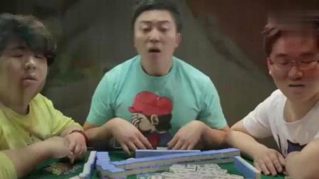屌丝男士: 这个牌技, 我服! 笑翻!