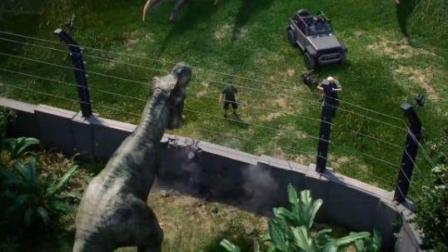 《坑爹哥欢乐游戏回顾》201806114神秘侏罗纪世纪进化养老级畅玩