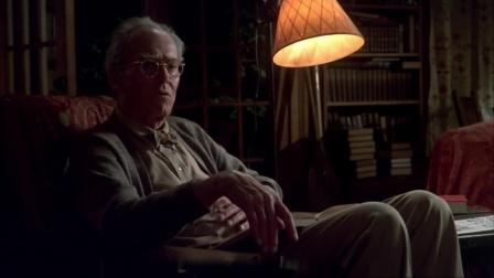 《金色池塘》牙医让比利陪罗曼聊天,罗曼却逼着比利去看书