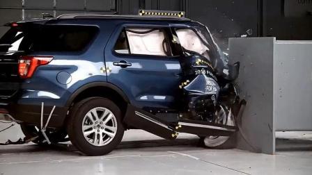 福特汽车碰撞实验, 原来汽车安全性才是首要的, 涨知识了