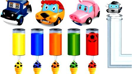 足球色彩冰淇淋祝您在世界杯期间玩的开心动物玩具汽车儿童英语ABC少儿英语ABC