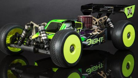 TLR 8ight-X Race Kit 1/8 油动越野车