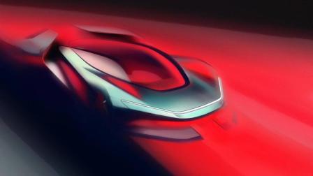 宾尼法利纳与Rimac打造电动超跑, 超过2000马力太可怕